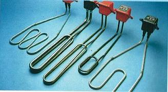 Suction heaters